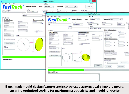 StackTeck expands options for shorter lead times in FastTrack
