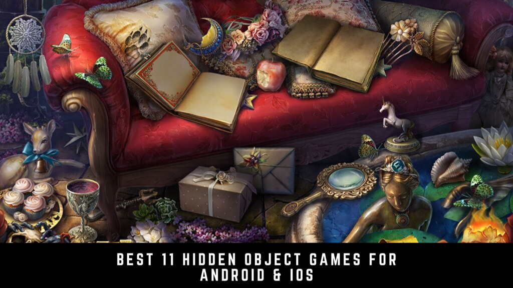 Best 11 hidden object games for Android & iOS