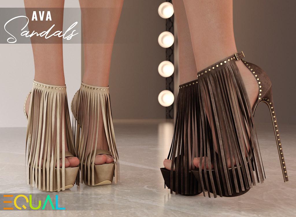 EQUAL – Ava Sandals