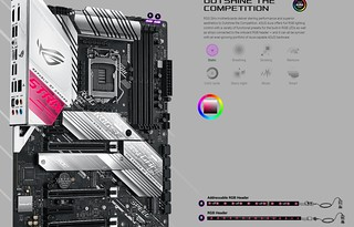 ROG Strix Z490-A 8 | by flankerp