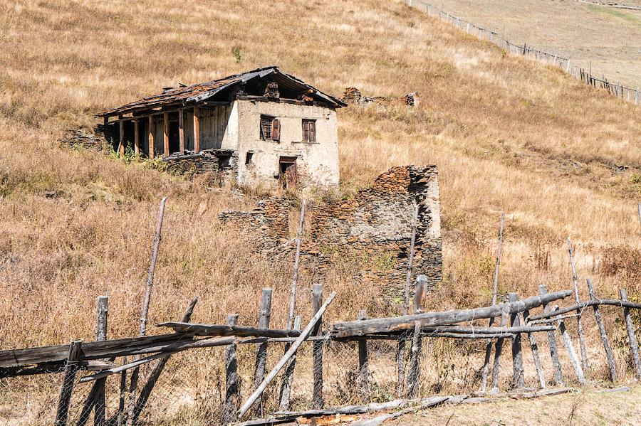 Дикло, Тушети, Грузия