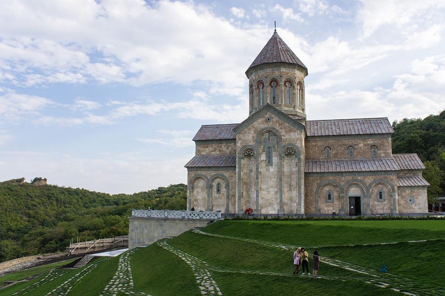 Монастырь Нино. Сигнахи, Грузия
