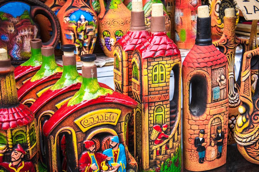 Лавка сувениров, Тбилиси