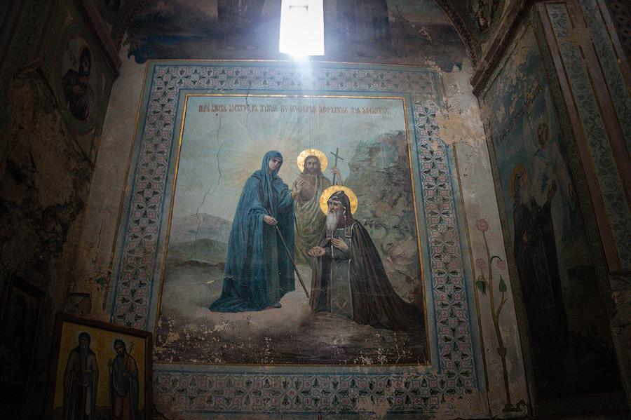 Шиомгвиме (Шио-Мгвимский монастырь), Грузия