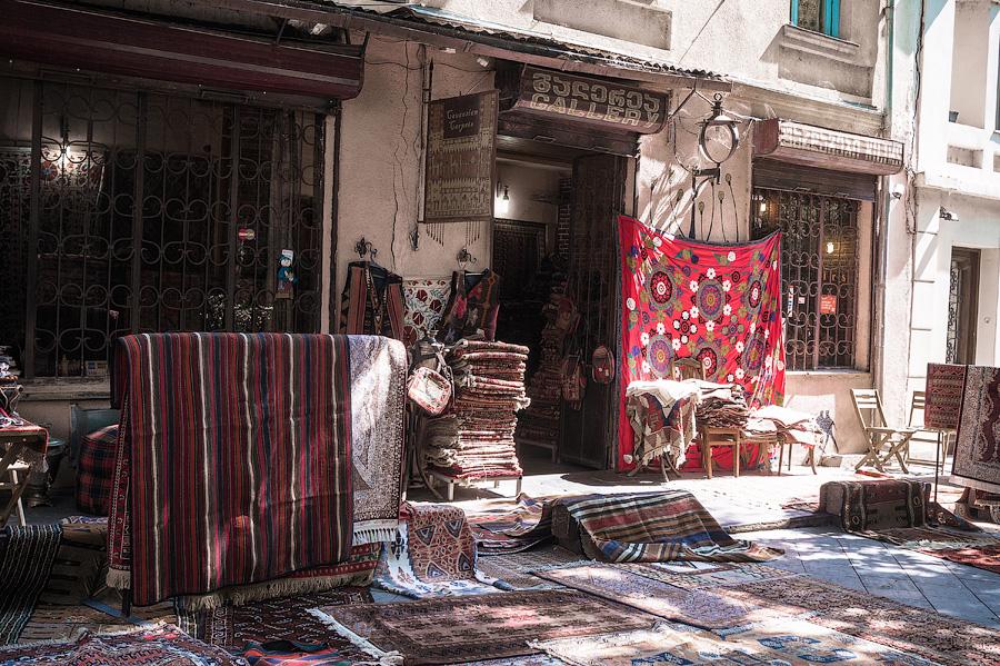 Улочки старого Тбилиси, Грузия