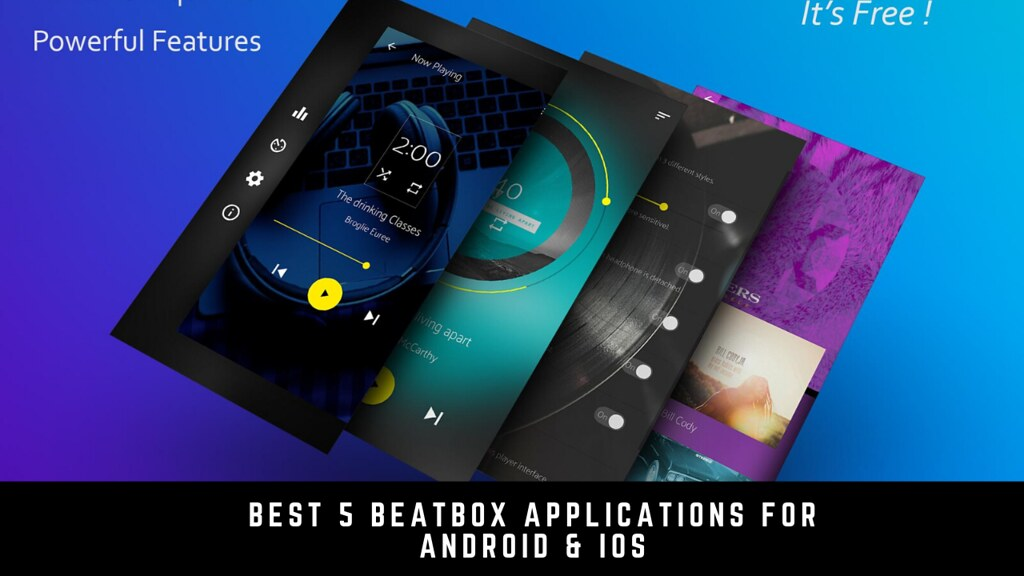 Best 5 Beatbox Applications for Android & iOS