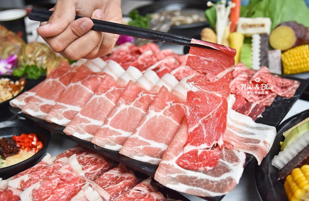 台中火鍋 嗑肉石鍋 中科美食 菜單34