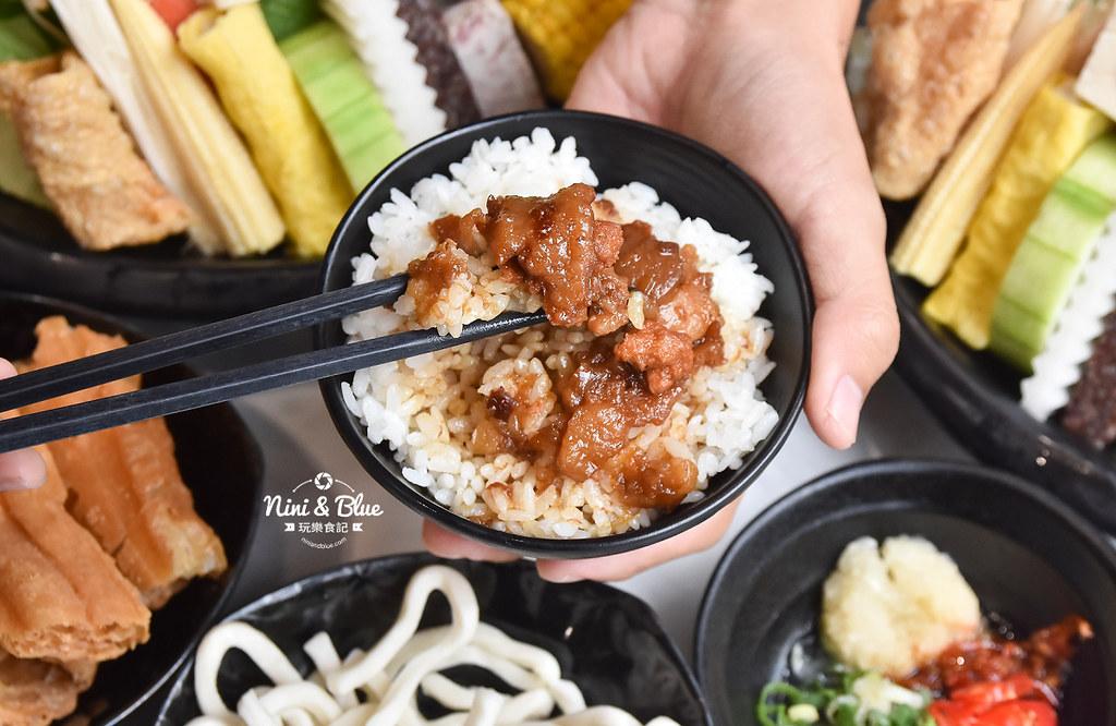 台中火鍋 嗑肉石鍋 中科美食 菜單16