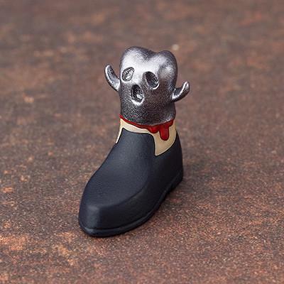 最強暗殺者登場!黏土人《JOJO的奇妙冒險 黃金之風》 里蘇特·涅羅(リゾット・ネエロ)可動人偶