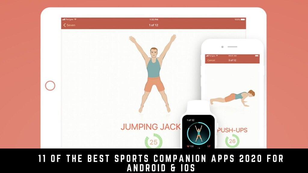 11 Of The Best Sports Companion Apps 2020 For Android & iOS