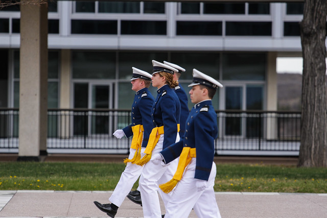 USAFA Graduation 2020