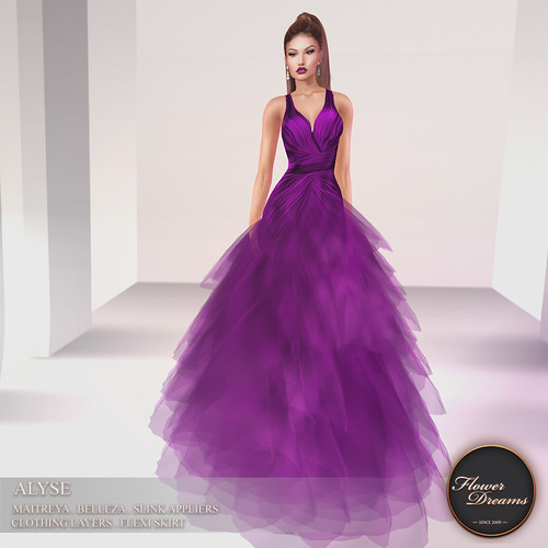 Alyse gown