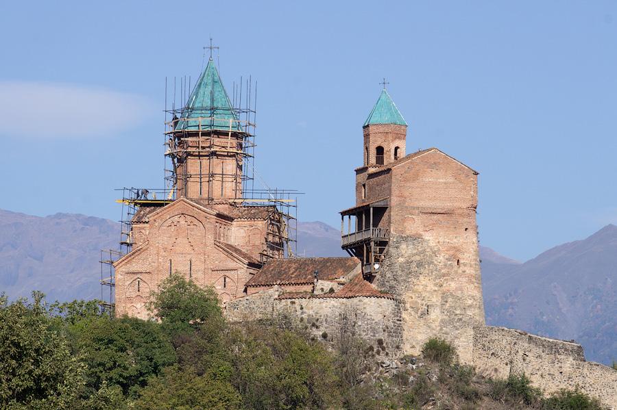 Церковь и замок Греми, 16 век