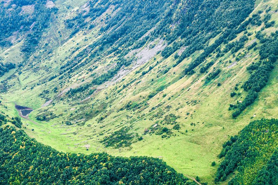 Долины Казбеки