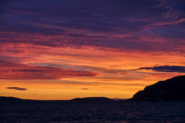 Biel/Bienne – Sunset