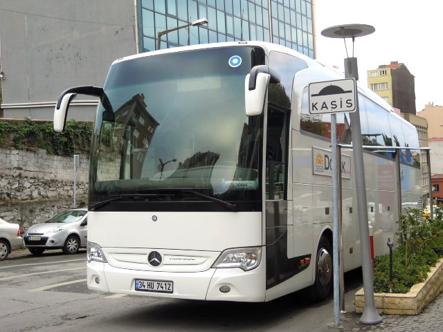 宾士大巴-Konya生产