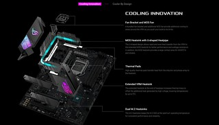 ROG Strix Z490-E 5 | by flankerp