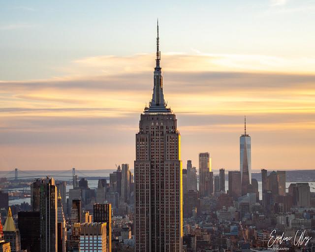 Empire State Building, New York City (Explored 30-04-2020)