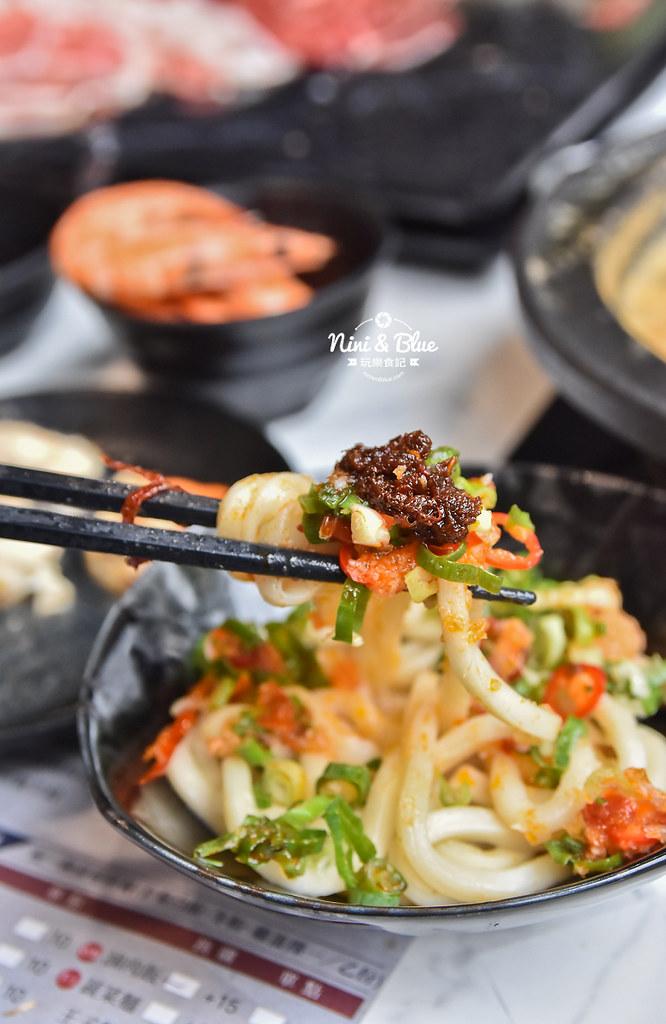 台中火鍋 嗑肉石鍋 中科美食 菜單53