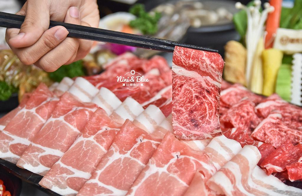 台中火鍋 嗑肉石鍋 中科美食 菜單35