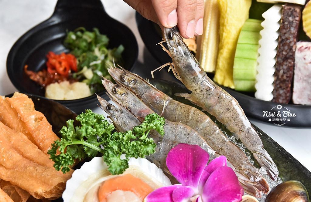 台中火鍋 嗑肉石鍋 中科美食 菜單25