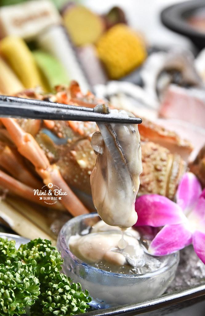 台中火鍋 嗑肉石鍋 中科美食 菜單22