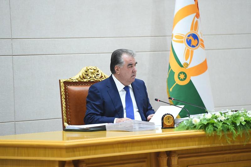 Маҷлиси Ҳукумати Ҷумҳурии Тоҷикистон 30.04.2020
