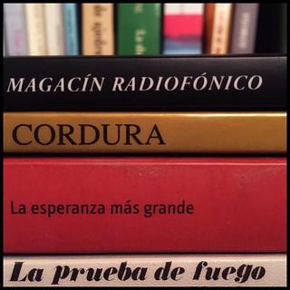 Magacín radiofónico en estado de alarma 30.4.20 #yomequedoencasa #frenarlacurva #haikusdestanteria #quedateencasa