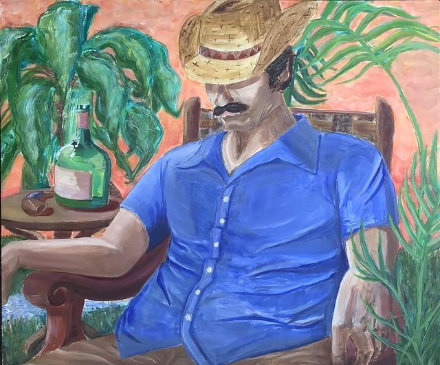 """La Paz"" by Erick Buendia '22"