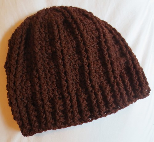 Ridged Cables Hat