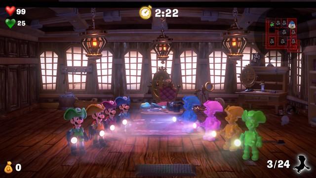 Luigi's Mansion 3 2