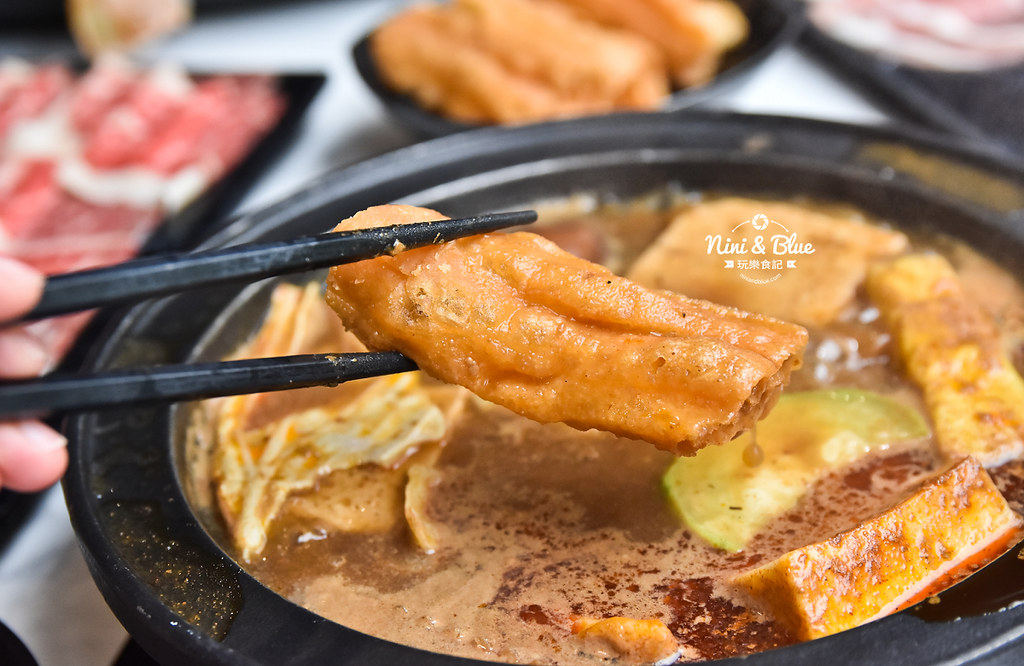 台中火鍋 嗑肉石鍋 中科美食 菜單42
