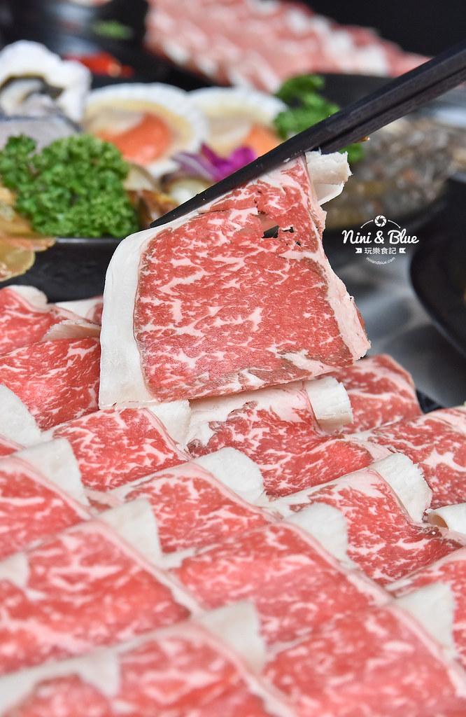 台中火鍋 嗑肉石鍋 中科美食 菜單30