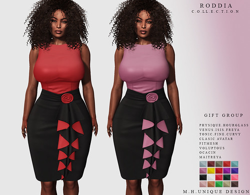 MH-Roddia Dress Collection