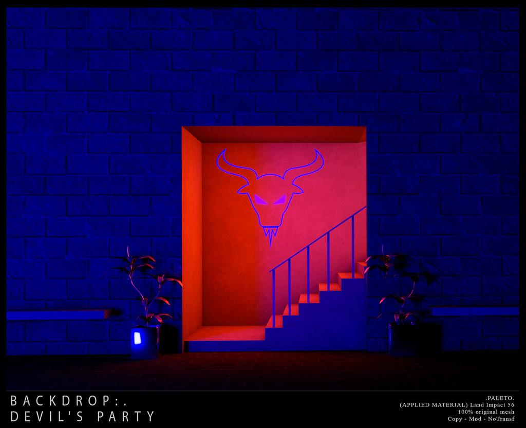 .PALETO.Backdrop:.Devil's Party