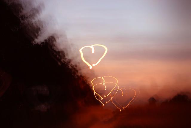 Drunken hearts...