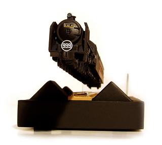 浮在空中的銀河特快車!《銀河鐵道999》磁浮式列車展示模型(フローティングモデル 銀河鉄道999)
