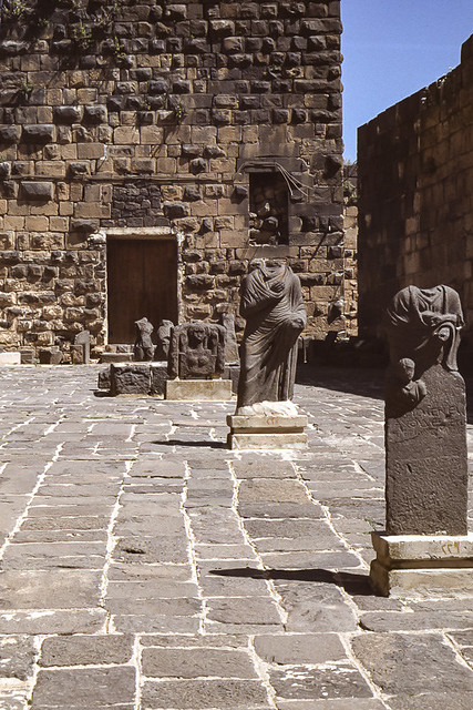 Théâtre romain, Bosra