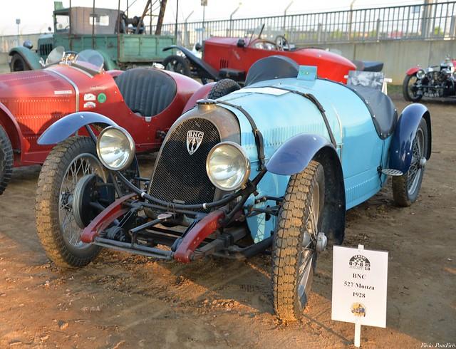 1928 BNC 527 Monza