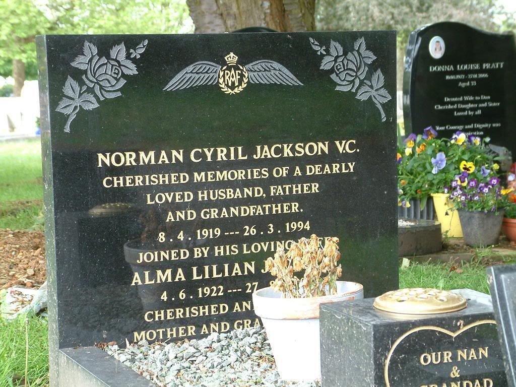 Norman Cyril Jackson VC