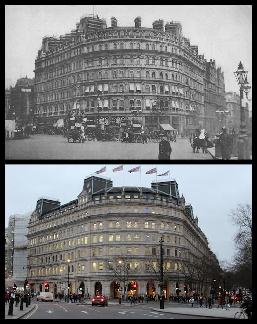 Grand Hotel Trafalgar Square 1907 2020 The Grand Hote Flickr