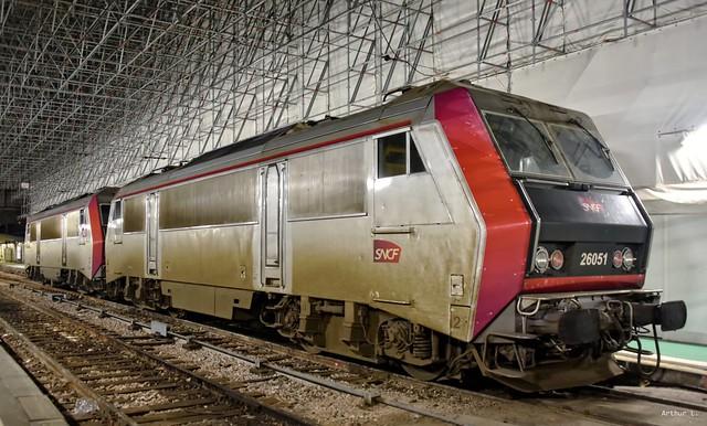 (FR-SNCF) BB 26051 / BB 26071