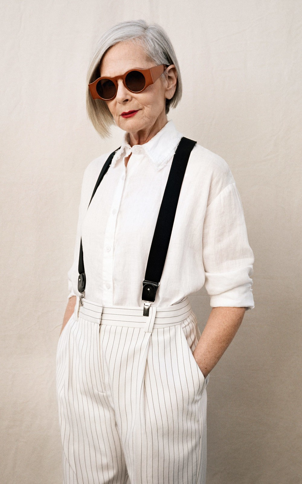 Over 40 Bloggers Who Have Modelled For Brands - Lyn of Accidental Icon for Mango