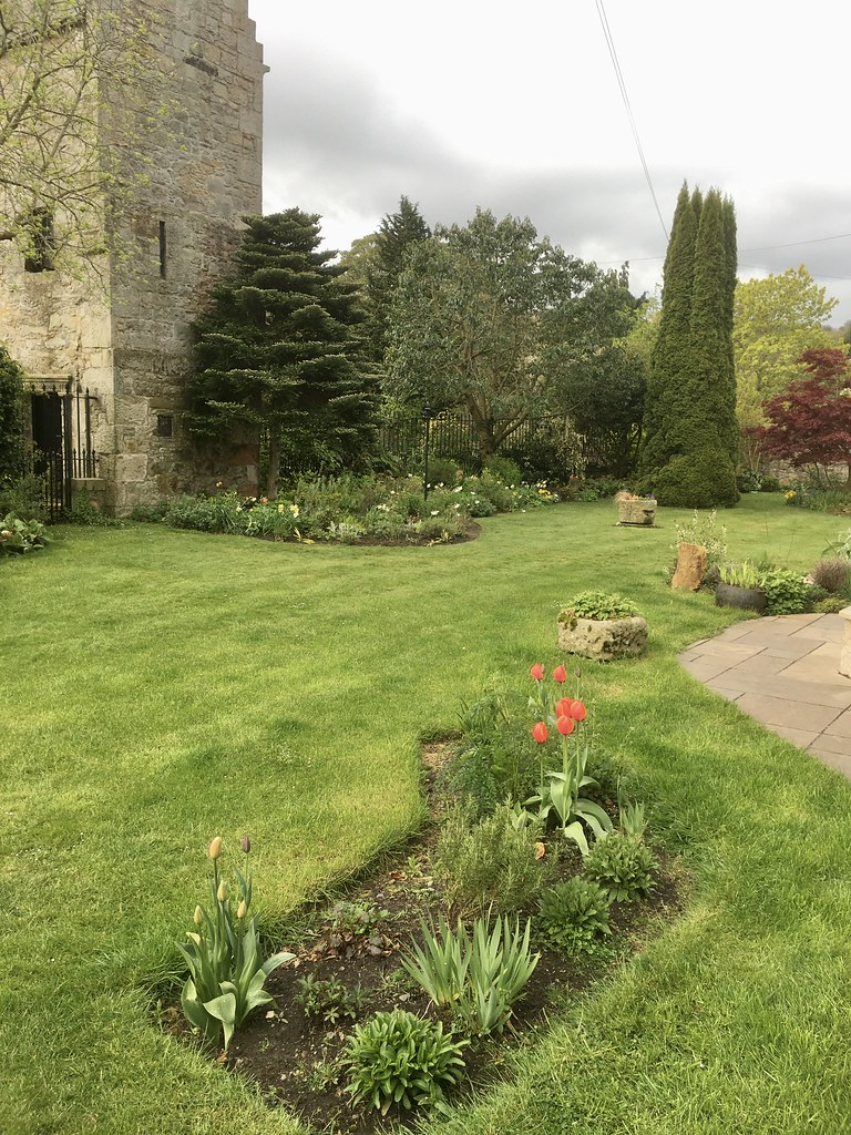 Ravelston- garden development 6