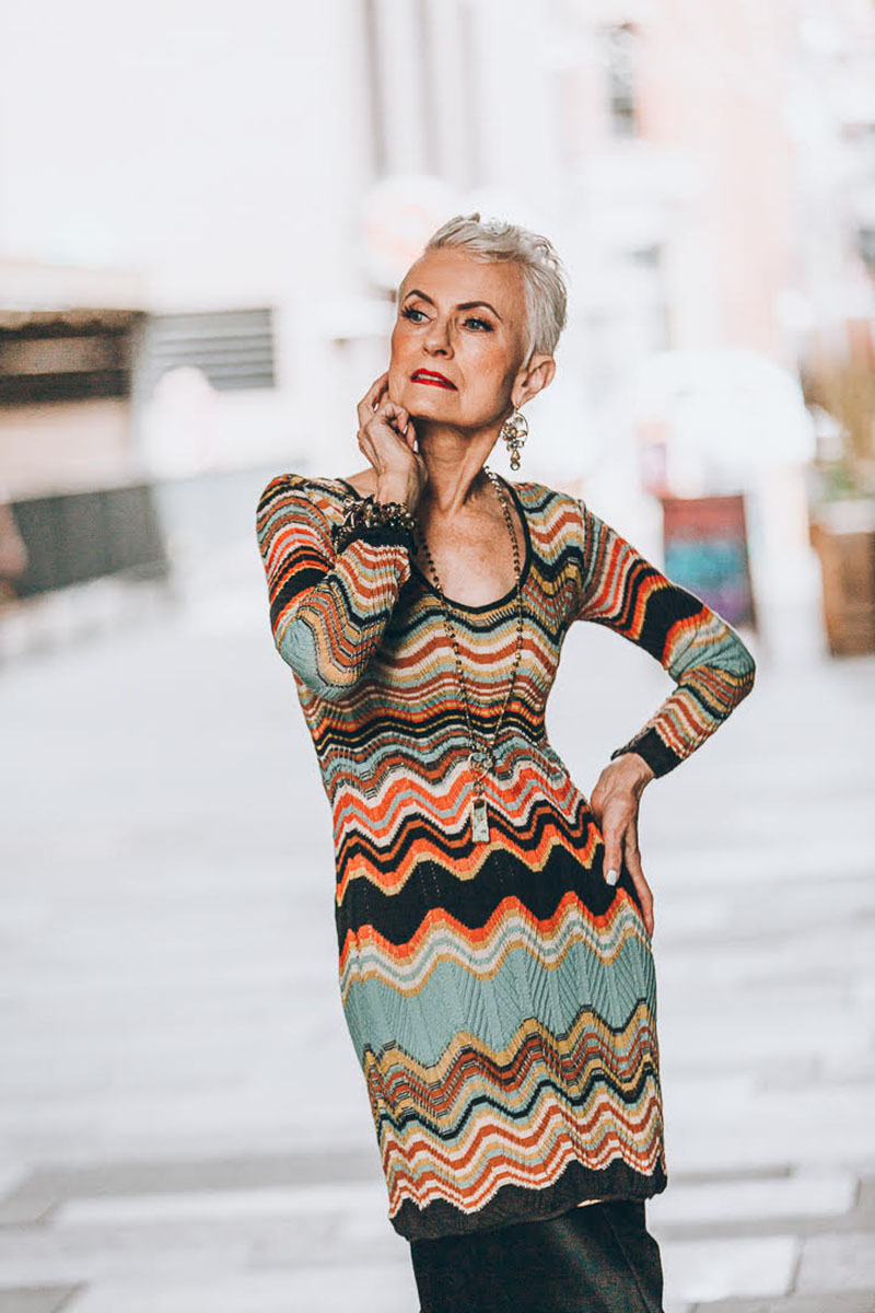 Over 40 Bloggers Who Have Modelled For Brands - Judith of Style Crone