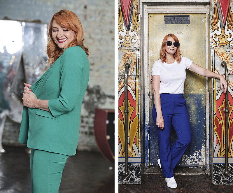 Over 40 Bloggers Who Have Modelled For Brands - Catherine of Not Dressed As Lamb for JD Williams