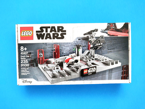 LEGO Star Wars Death Star II Battle (40407)