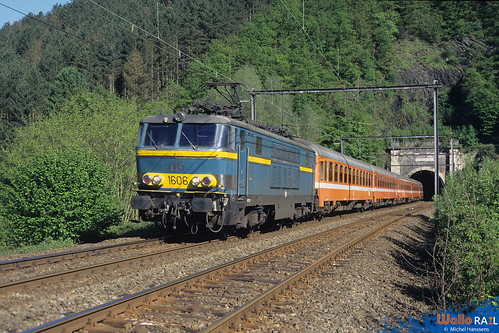1606 . SNCB . Goffontaine . 25.05.1997.
