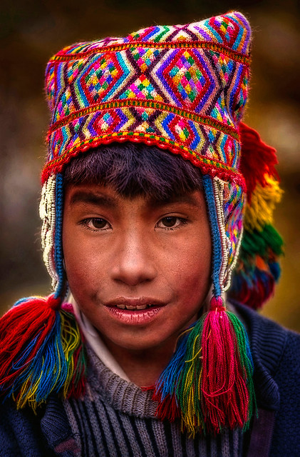 The Colorful Hat