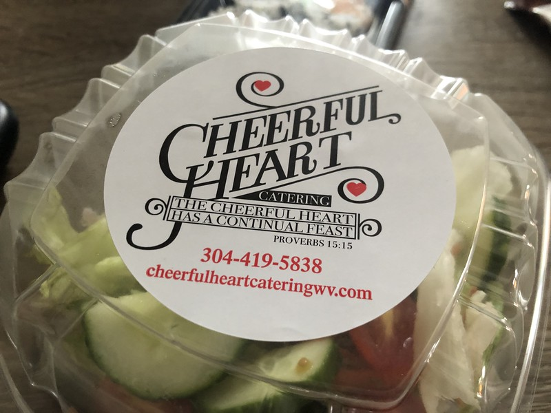 Cheerful heart catering